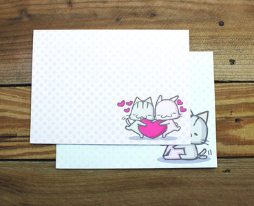 Envelopes Happy Go Lucky (2 designs)