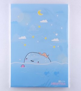 Letter Paper Pad   White Whale