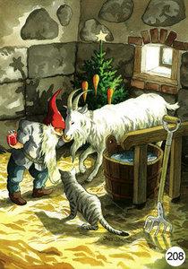 Inge Look Nr. 208 Postcards | Christmas