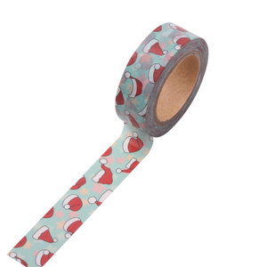Christmas Washi Masking Tape | Christmas Hats
