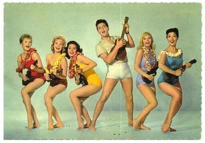 Postcard   Elvis Presley