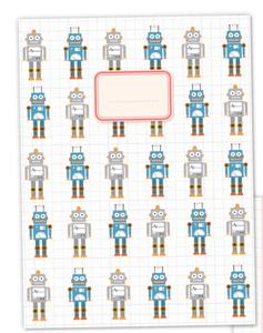 Writing Set Enfant Terrible | Raving Robot