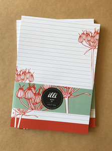 A5 Letter Paper Pad Illi | Anis