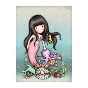 Santoro Gorjuss So Nice to Sea You Greetings Card