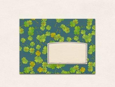 10 x Envelope TikiOno | Clover