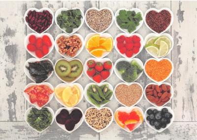 Cartweb Retro Postcard | Food