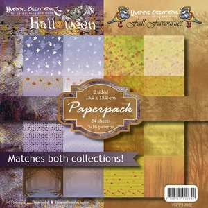 Paperpack - Yvonne Creations - Halloween & Fall Favourites