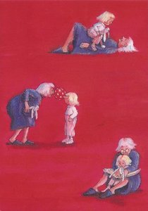 Gallery Cards Postcard   Grandma, Marit Törnqvist