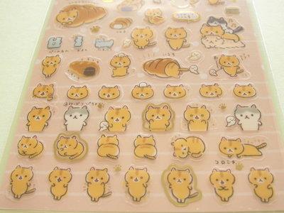 San-X Clear Seal Sticker | Corocoro Coronya