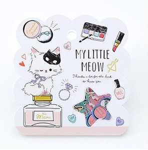 Sticker Flakes Sack Q-Lia | My Little Meow