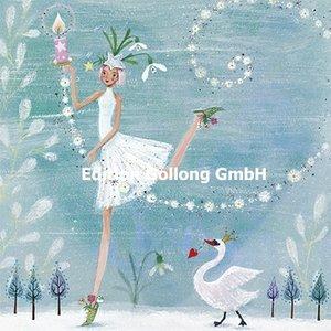 Mila Marquis Postcard Christmas | Ice Princess