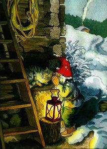 Inge Look Nr. 224 Postcard | Christmas