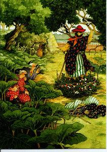 Inge Look Nr. 62 Postcard | Old Ladies Aunties