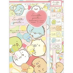 San-X Sumikkogurashi Letter Set | Things in the Corner