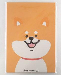 Letter Paper Mix | Shiba Inu dog
