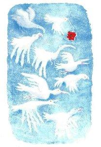 Gallery Cards Postcard | Marit Törnqvist - Vogels van hoop