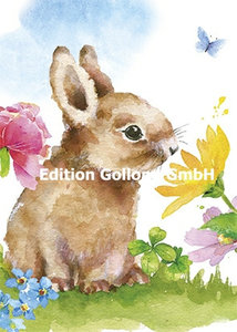 Carola Pabst Postcard | Bunny