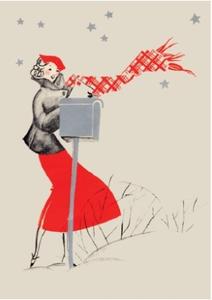 Postcard | Holiday Post