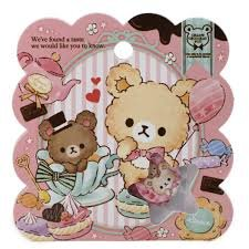 Sticker Flakes Sack Q-Lia | Creamy Chocolate Pot