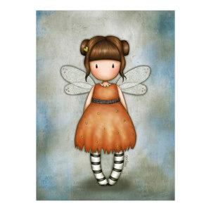 Santoro Gorjuss Little Pumpkin Greeting Card