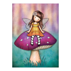 Santoro Gorjuss Marigold Fairy Greeting Card