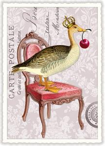 Postcard Edition Tausendschoen   Gans