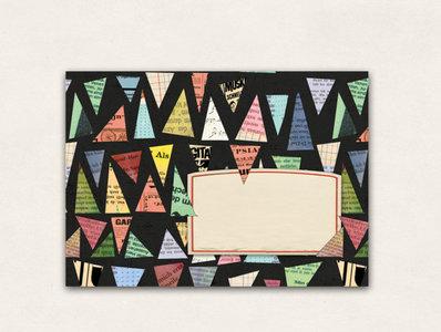 10 x Envelope TikiOno | Sixties