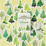 Sticker Flakes Box | Forest with a difference