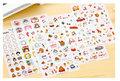 Bunny Sticker Set | Bus