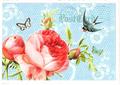 Postcard Edition Tausendschoen | Rose Newport