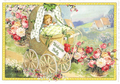 Postcard Edition Tausendschoen | Welcome Baby