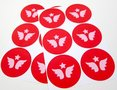 "Sealing Stamp Stickers ""Angel Wings"""