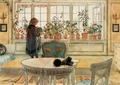 Postcard | The Flower Window