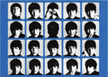 Postcard | The Beatles, A Hard Day's Night 1964+