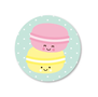 5 Stickers | Macaron