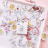 Sticker Flakes Box Candy Poetry | Cute Bunnies_