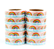 Washi Masking Tape | Rainbows_