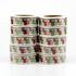 Washi Masking Tape | Kawaii Christmas Socks_