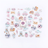 Sticker Flakes Box | Pastel Love Note_