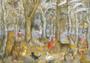 Postcard Molly Brett | Fairy Tale Wood_