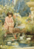 Postcard Margareth W. Tarrant | The Water-Lily Pond_