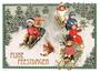 Postcard Edition Tausendschoen Christmas - Fijne Feestdagen_