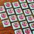 Sticker Flakes Box | Russian Doll Matryoskha_