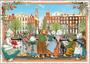 Postcard Edition Tausendschoen | Holland - Canals_