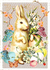 Postcard Edition Tausendschoen | Easter Bunny_