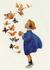 Postcard | Beautiful Butterflies_