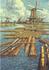 Museum Cards Postcard | De Balkenhaven bij molen De Liefde_